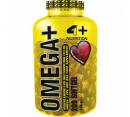4+ Nutrition OMEGA+ 100 гела​