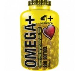4+ Nutrition OMEGA+ Здраве и тонус