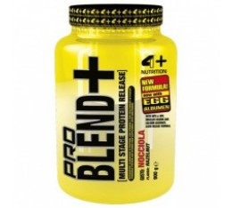 4+ Nutrition Pro Blend+ 2 кг Суроватъчен протеин