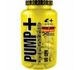 4+ Nutrition PUMP+ 90 табл. Витамини, минерали и др.