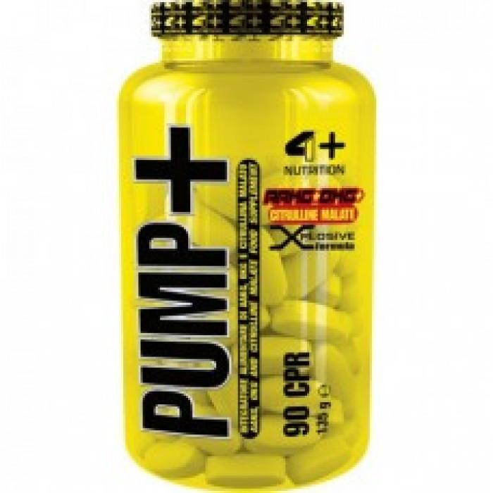 4+ Nutrition PUMP+ 90 табл.