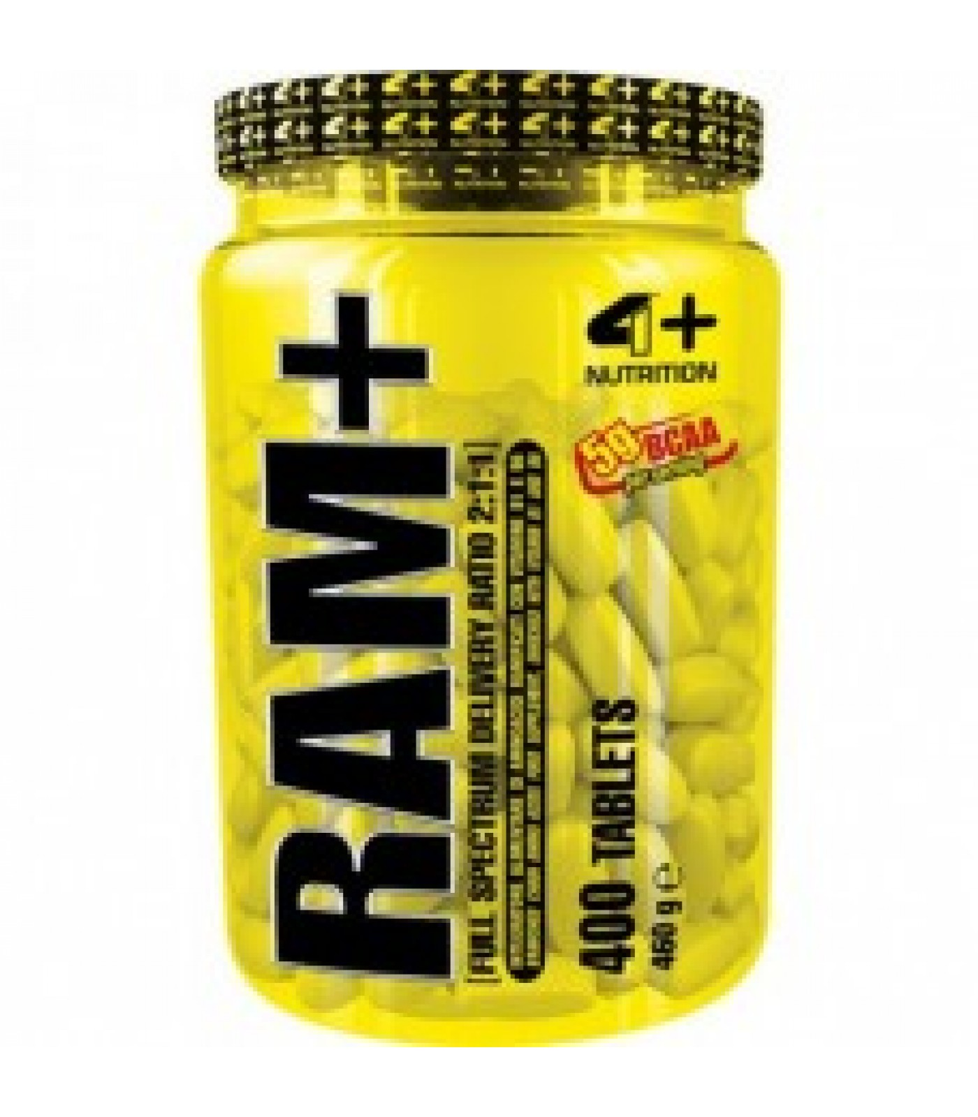 4+ Nutrition RAM+ 100 табл.
