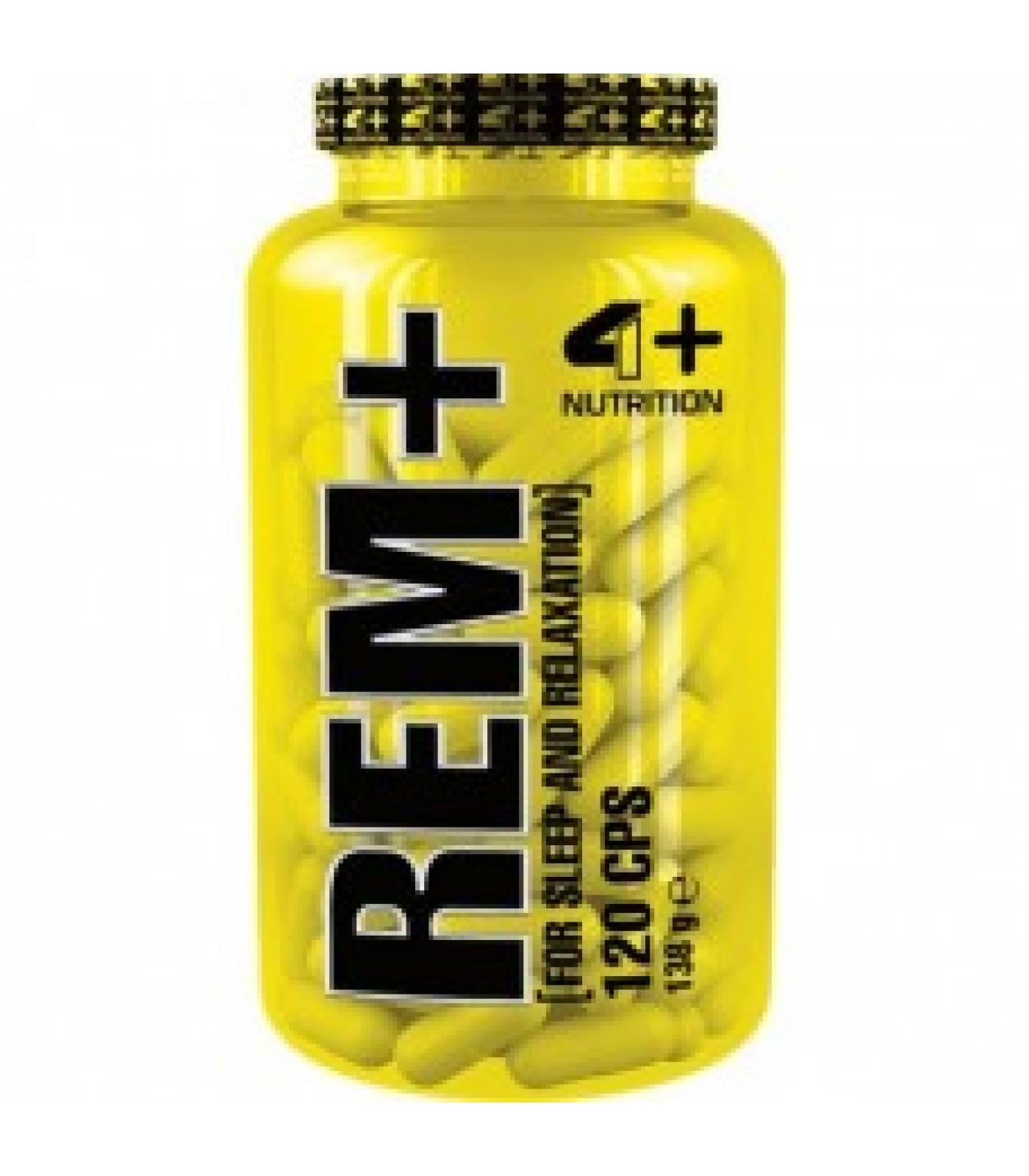 4+ Nutrition REM+ 120 капсули