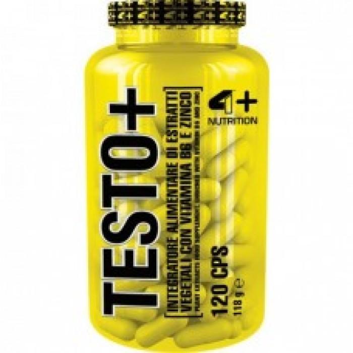 4+ Nutrition TESTO+ 120 табл.