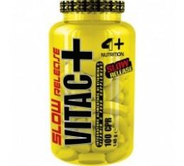 4+ Nutrition VITA C+ Slow 90 гела Витамини, минерали и др.