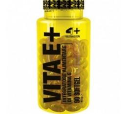 4+ Nutrition VITA E+ 90 гела Витамини, минерали и др.