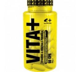 4+ Nutrition VITA+ 60 табл. Витамини, минерали и др.