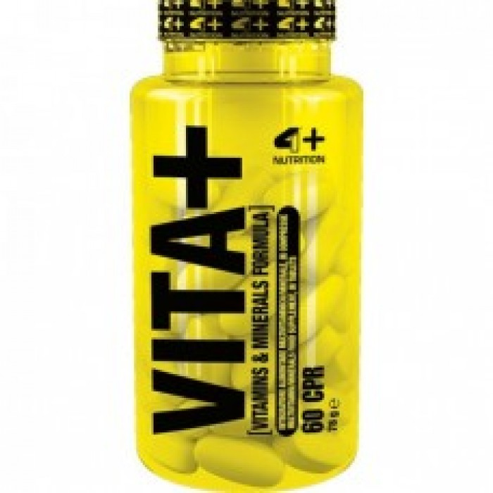 4+ Nutrition VITA+ 60 табл.
