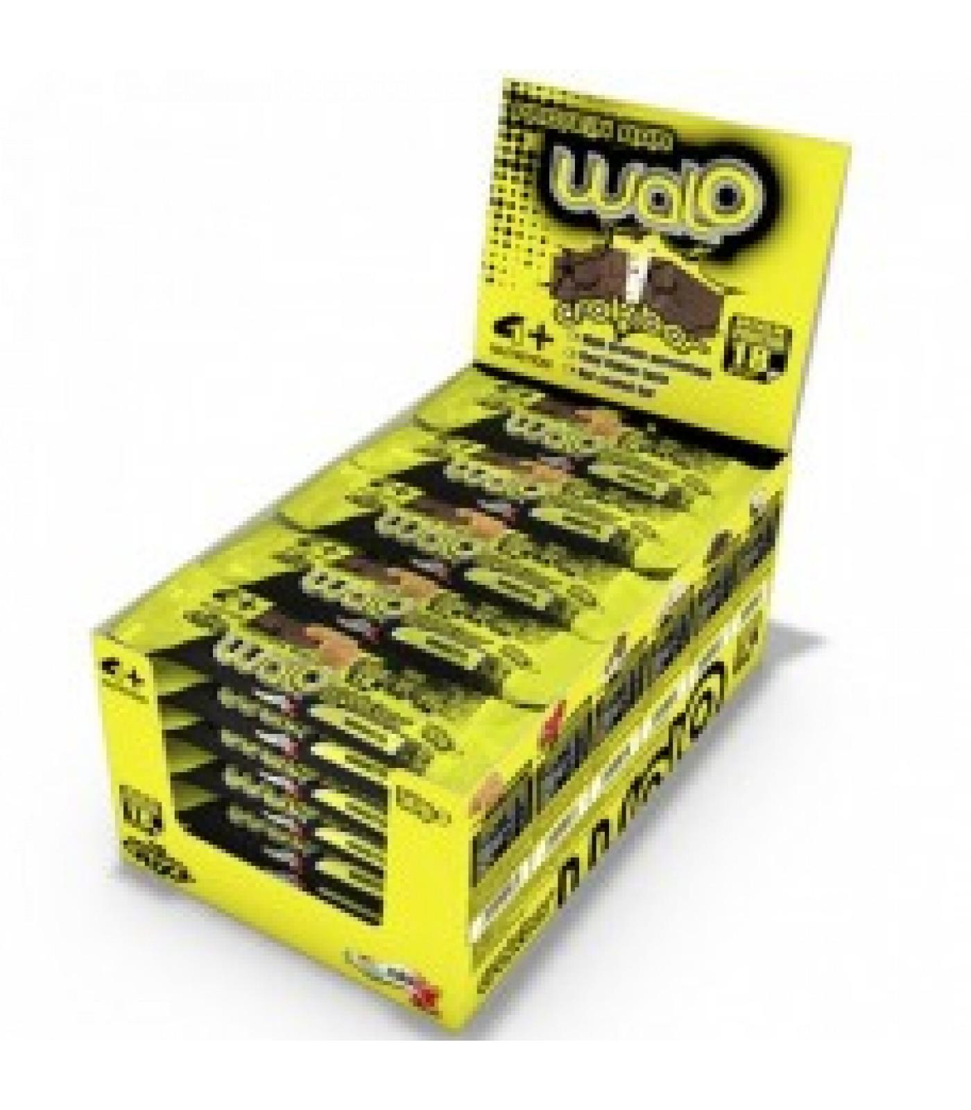 4+ Nutrition WALO CROCK BAR 30х50 гр.