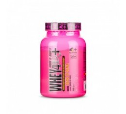 4+ Nutrition WHEY 4 HER+ HAIR&NAILS​ 450 гр. Протеини, Суроватъчен протеин