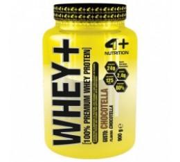 4+ Nutrition Whey+ 900 гр. Суроватъчен протеин