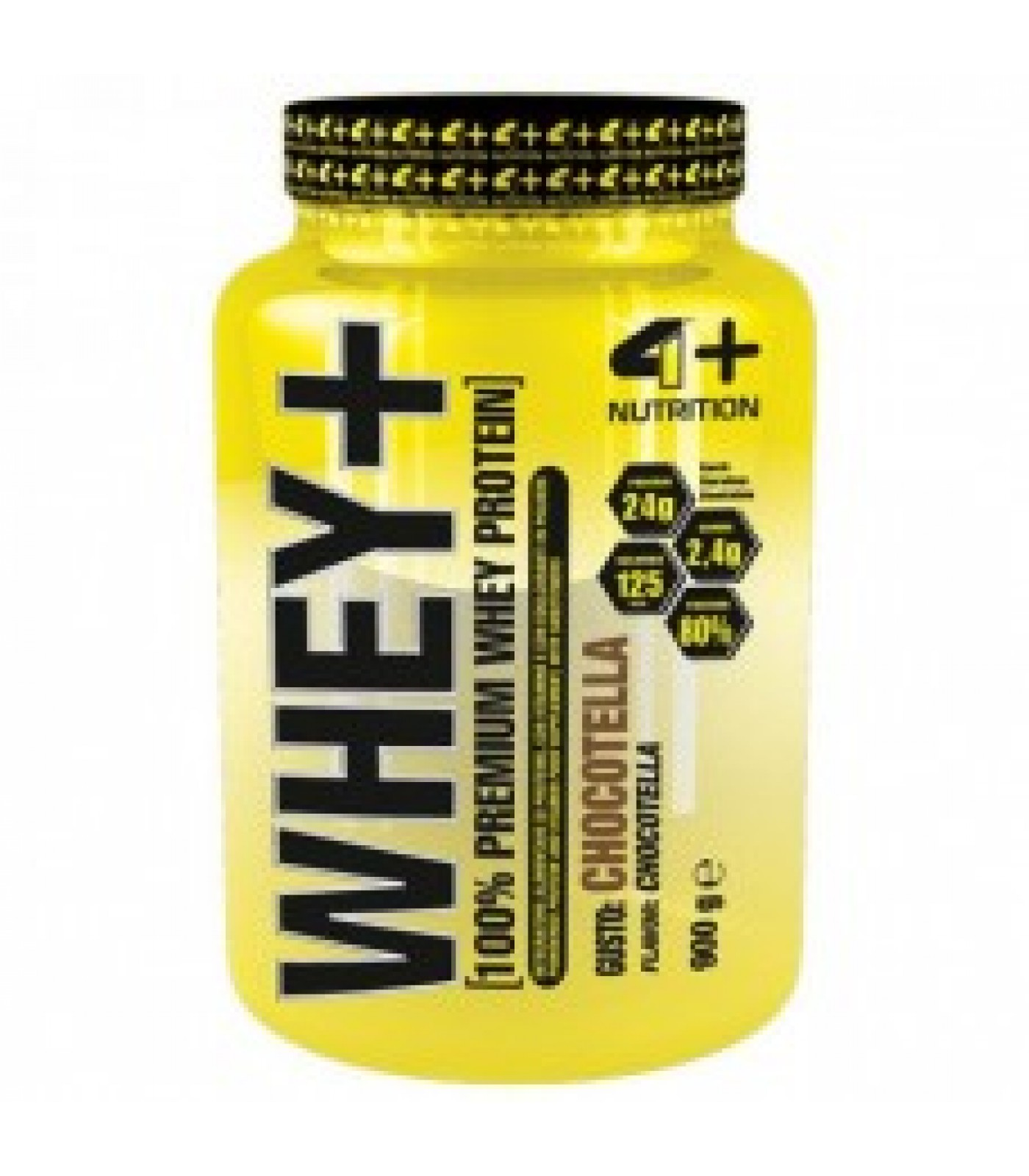 4+ Nutrition Whey+ 900 гр.