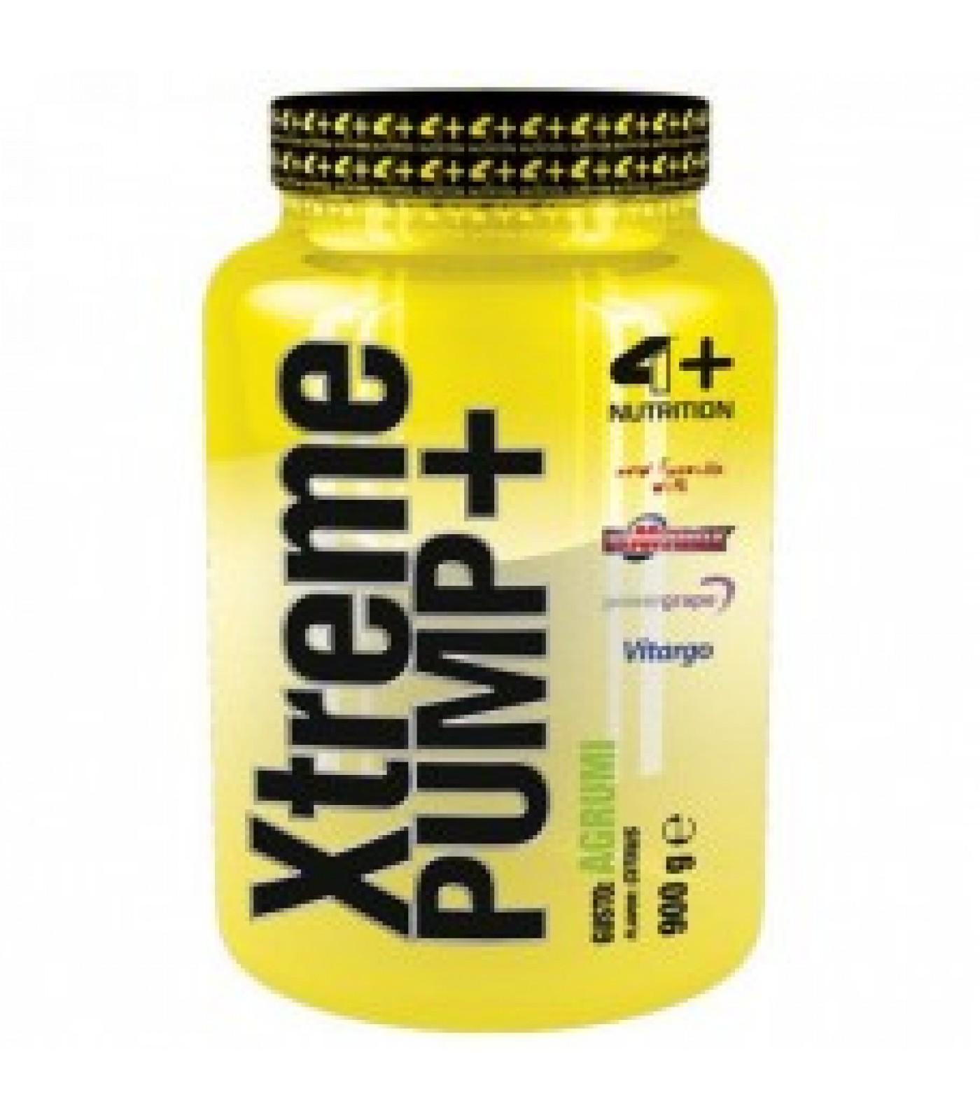 4+ Nutrition XTREME PUMP+ 900 гр.