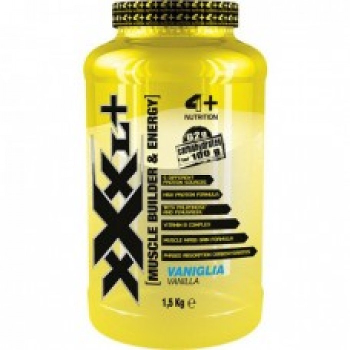 4+ Nutrition XXXL+ 1.5 кг.