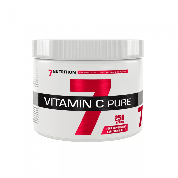 7Nutrition - Vitamin C 1000mg / 250g
