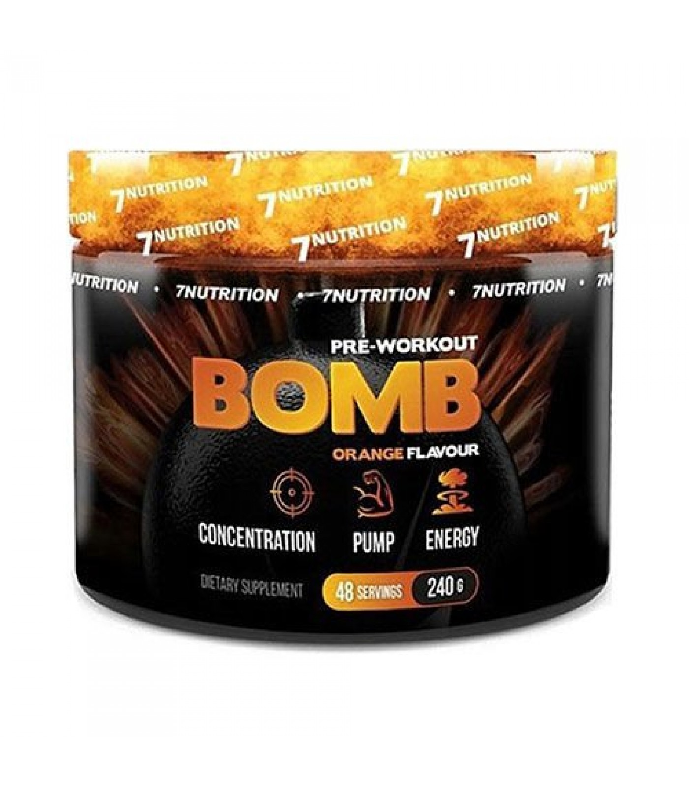 7Nutrition - Bomb / 240g