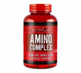 ActivLab - Amino Complex / 120tabs. Хранителни добавки, Аминокиселини, Комплексни аминокиселини
