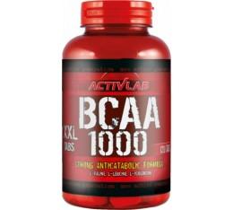 ActivLab - BCAA 1000 / 120tabs. Хранителни добавки, Аминокиселини, Разклонена верига (BCAA)