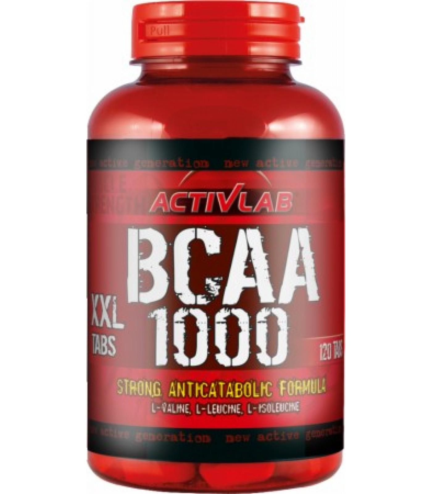 ActivLab - BCAA 1000 XXL / 120tabs.