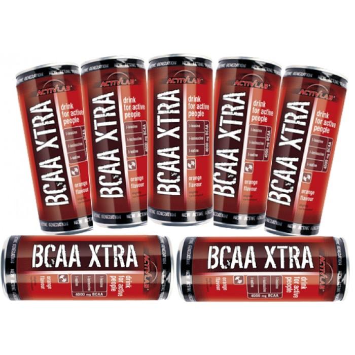 ActivLab - BCAA Xtra Drink / 24x250ml.