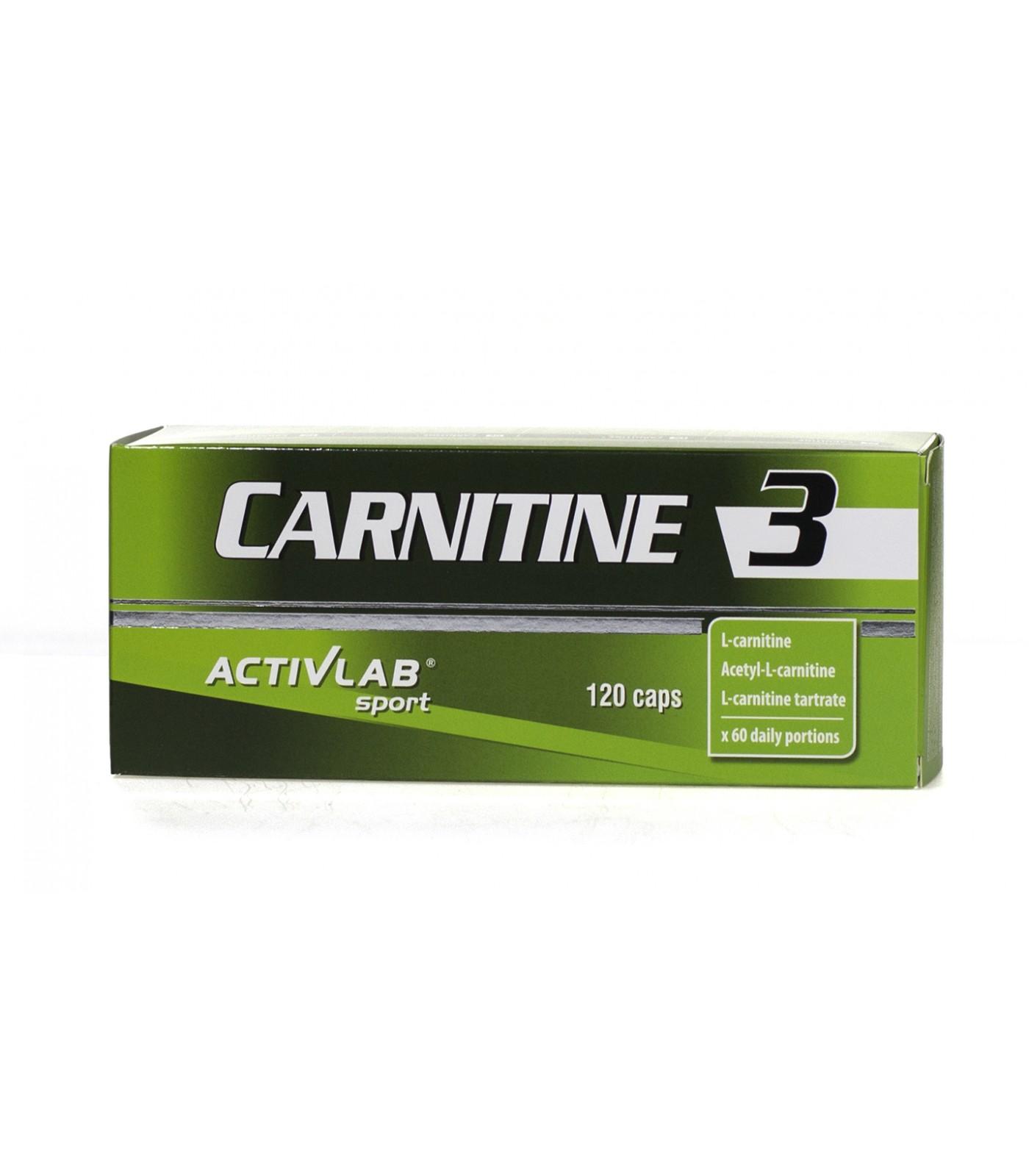 ActivLab - Carnitine 3 / 120caps.
