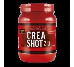 ActivLab - Crea Shot 2.0 / 20x25gr. Хранителни добавки, Креатинови продукти, Креатинови Матрици