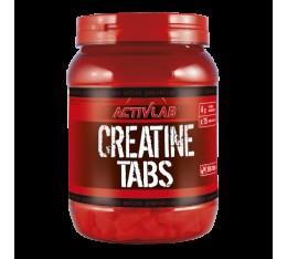 ActivLab - Creatine Tabs / 120tabs. Хранителни добавки, Креатинови продукти, Креатинови Матрици