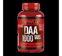 ActivLab - DAA 1000 / 120tabs. Хранителни добавки, Стимулатори за мъже
