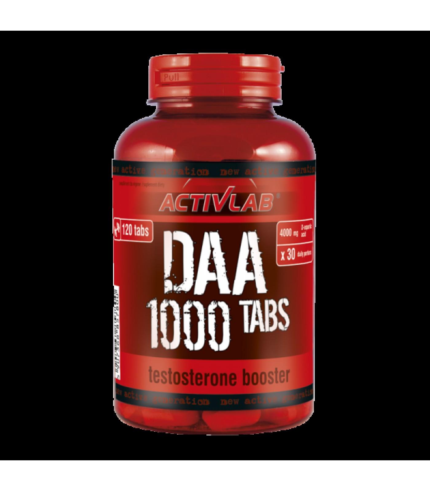 ActivLab - DAA 1000 / 120tabs.