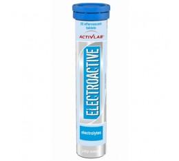 ActivLab - Electroactive / 20tabs. Хранителни добавки, Сила и възстановяване