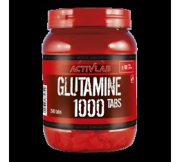 ActivLab - Glutamine 1000 / 240tabs. Хранителни добавки, Аминокиселини, Глутамин