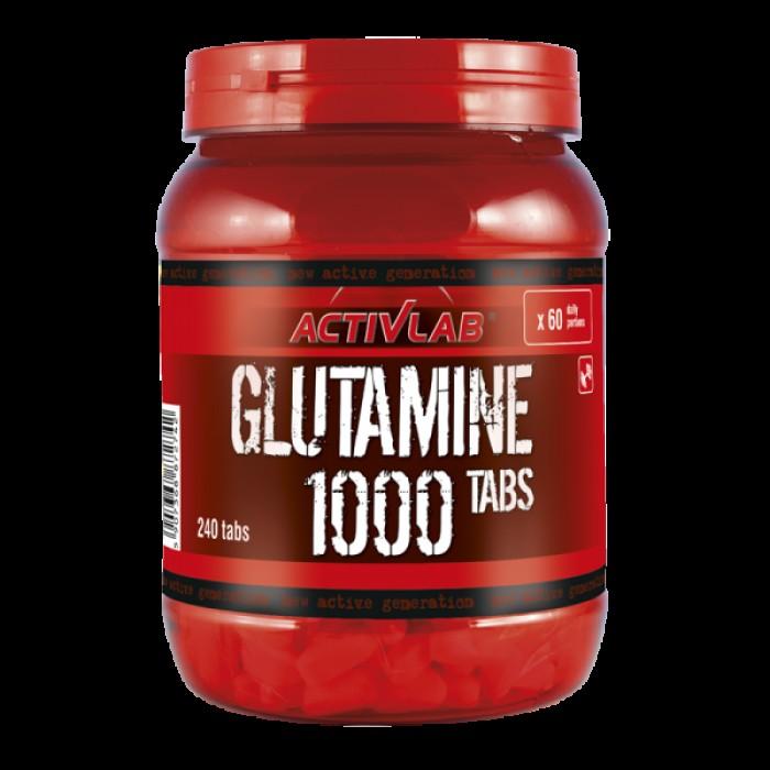 ActivLab - Glutamine 1000 / 240tabs.