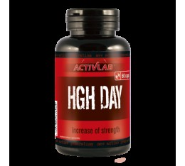 ActivLab - HGH Day / 60caps. Хранителни добавки, Хардкор продукти