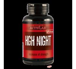 ActivLab - HGH Night / 60caps. Хранителни добавки, Хардкор продукти