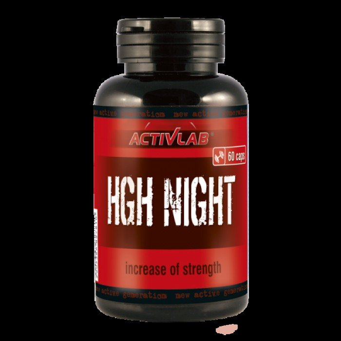 ActivLab - HGH Night / 60caps.