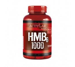 ActivLab - HMB6 1000 / 120tabs. Хранителни добавки, Аминокиселини, Леуцин
