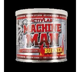 ActivLab - Machine Man Burner / 120caps. Хранителни добавки, Отслабване, Фет-Бърнари