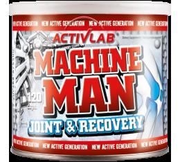 ActivLab - Machine Man Joint & Recovery / 120caps. Хранителни добавки, За стави и сухожилия