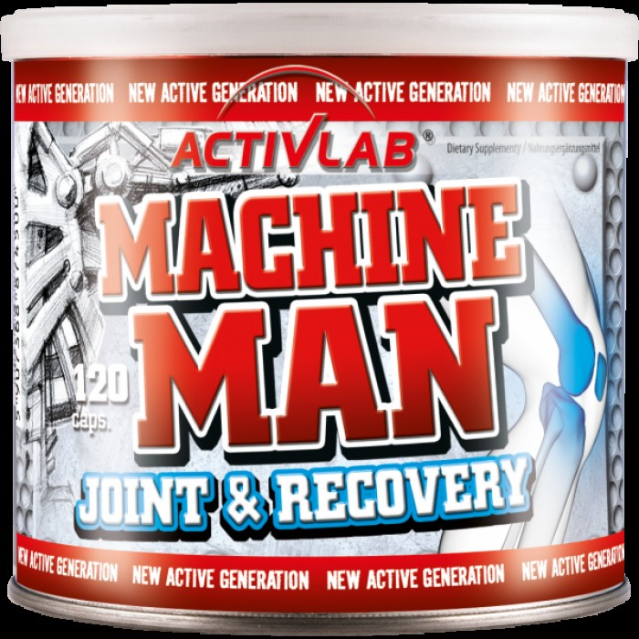 ActivLab - Machine Man Joint & Recovery / 120caps.