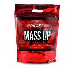 ActivLab - Mass Up Geiner / 3500gr. Хранителни добавки, Гейнъри за покачване на тегло, Гейнъри