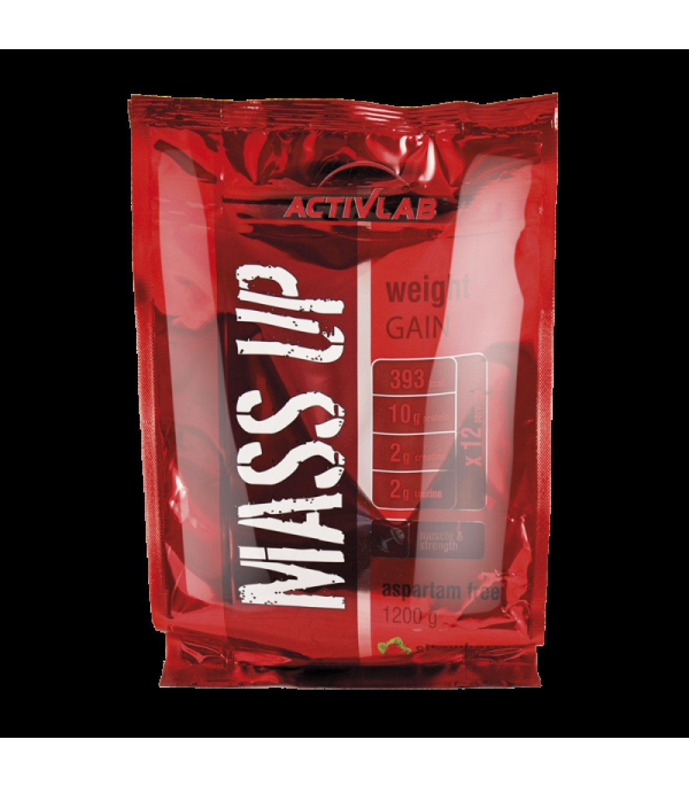 ActivLab - Mass Up Geiner / 1200gr.