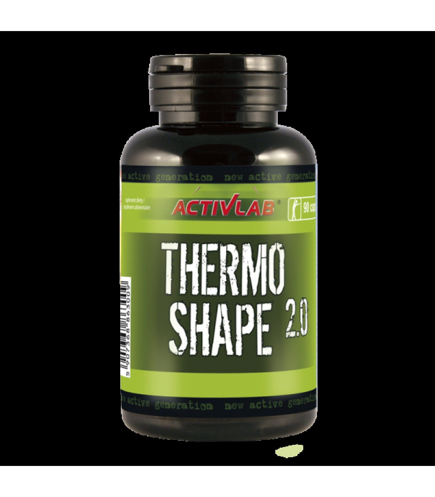 ActivLab - Thermo Shape 2.0 / 180caps.