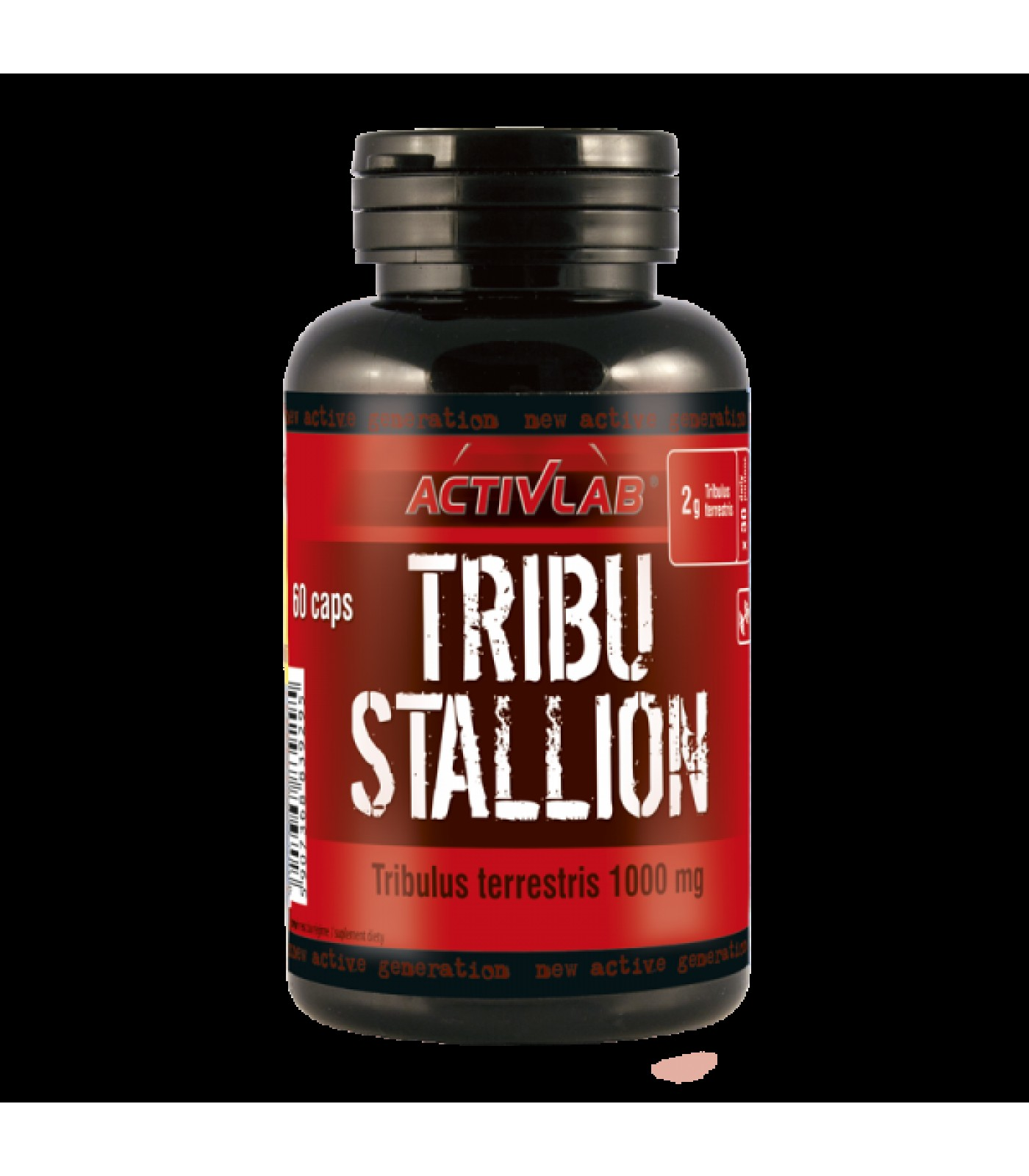 ActivLab - Tribu Stallion / 60caps.