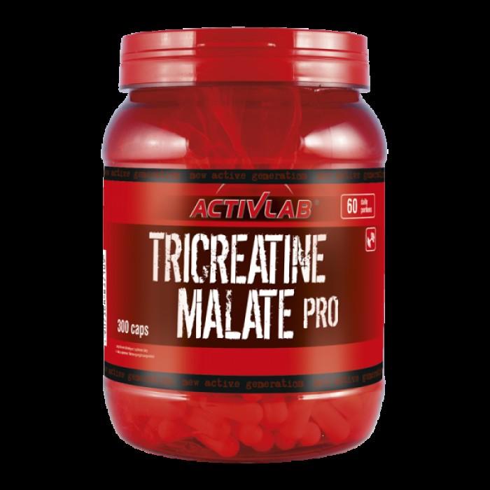 ActivLab - Tri Creatine Malate Powder / 300caps.