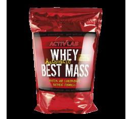 ActivLab - Whey Best Mass / 3000gr. Хранителни добавки, Гейнъри за покачване на тегло, Гейнъри