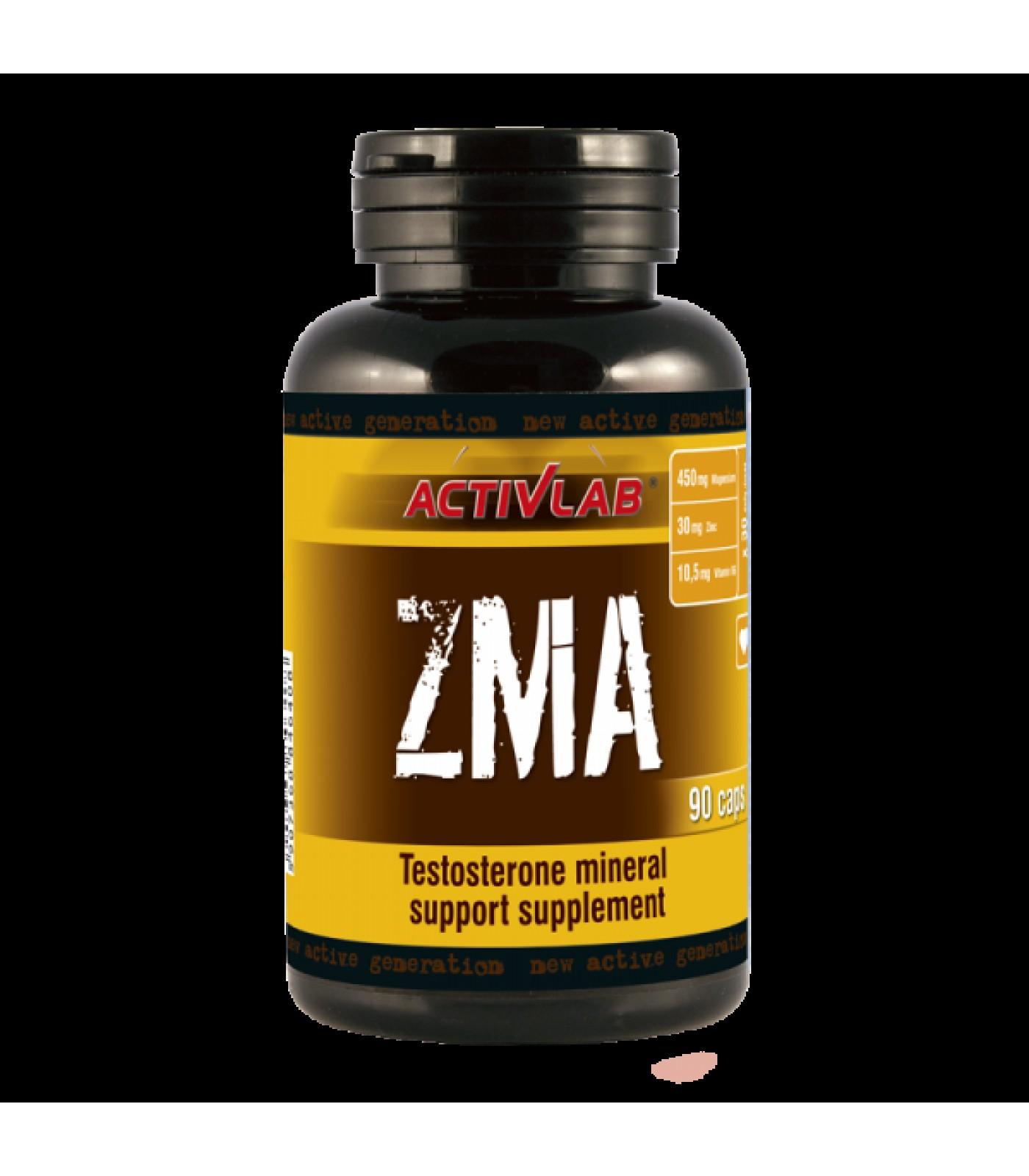 ActivLab - ZMA / 90caps.