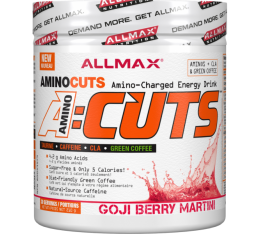 AllMax - ACuts / 210gr. Хранителни добавки, Аминокиселини, Комплексни аминокиселини
