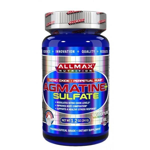 AllMax - Agmatine Sulfate / 34gr.