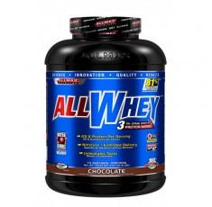 AllMax - All Whey / 5lb. + AllMax - Glutamine 100 gr. БЕЗПЛАТНО! Хранителни добавки, Протеини, Суроватъчен протеин