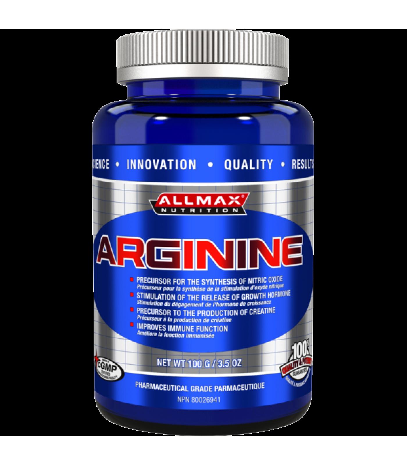 AllMax - Arginine / 100gr.